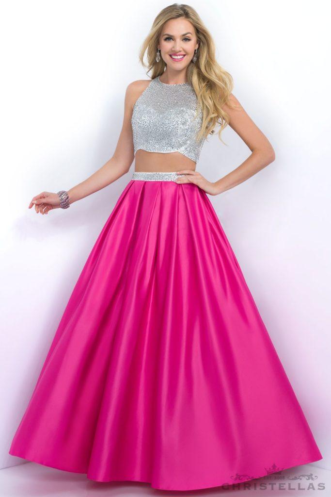 139a159375e Společenské šaty Christellas blush č.60