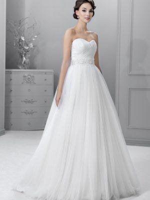 svatební šaty agnes č.1, vel 36-38