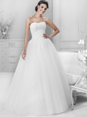 svatební šaty agnes č.121, vel 34-38