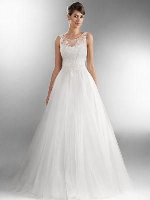 svatební šaty agnes 122, vel36-38