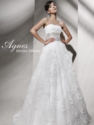 svatební šaty agnes 52