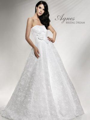 svatební šaty agnes č81, vel40-44