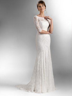 svatební šaty agnes č.41, vel 38-40