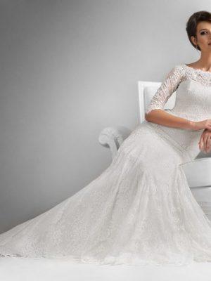 svatební šaty agnes 526