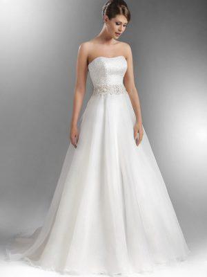 svatební šaty agnes č.75, vel 34-36