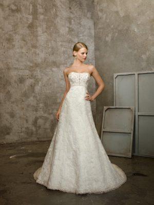 svatební šaty mori lee 3, vel36-38
