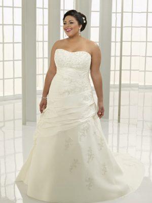 svatební šaty mori lee 08