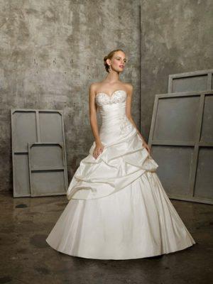 svatební šaty mori lee 54, vel 36-38