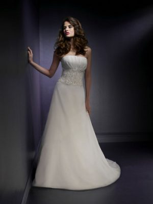svatební šaty mori lee 67, vel36