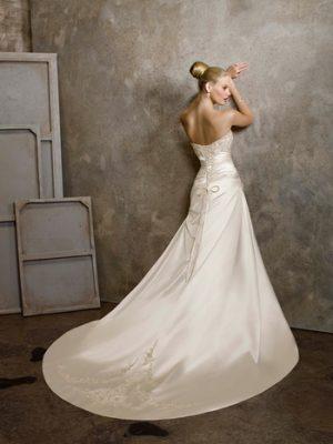 svatební šaty mori lee 82, vel 36-38