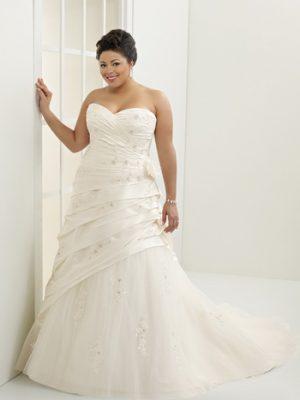 svatební šaty mori lee 88, vel46-50