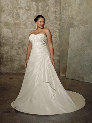 svatební šaty mori lee 96, vel44-50