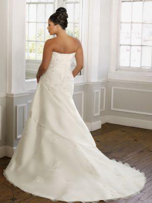 svatební šaty mori lee 96