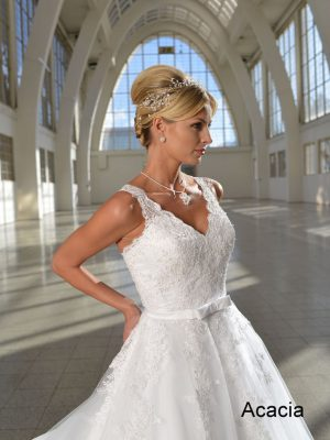 svatební šaty sposa toscana acacia