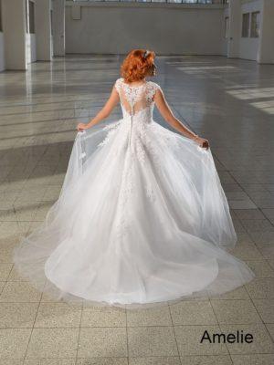 svatební šaty sposa toscana amelie č.99, vel 34-38