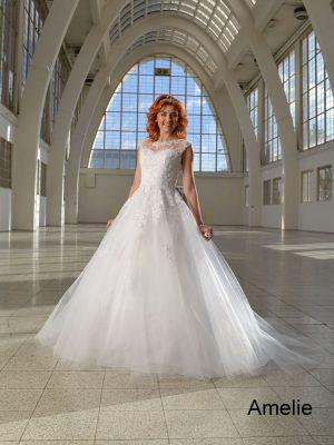 svatební šaty sposa toscana amelie č.99, vel36-38