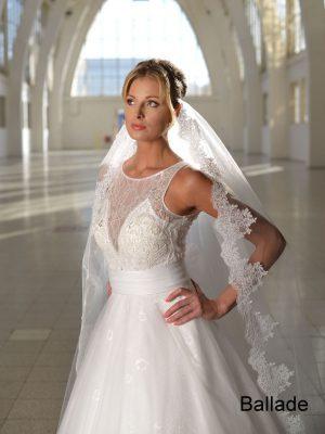 svatební šaty sposa toscana ballade č.20, vel34-36