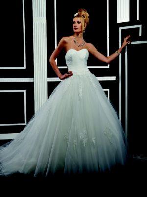 svatební šaty sposa toscana nacre č.103, vel 38-40