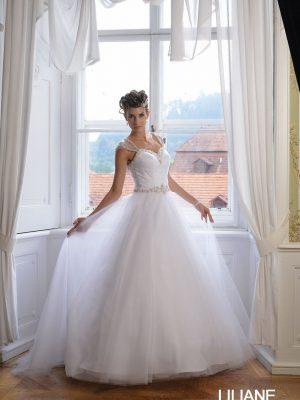 svatební saty sposa toscana liliane č.4, vel 34-38