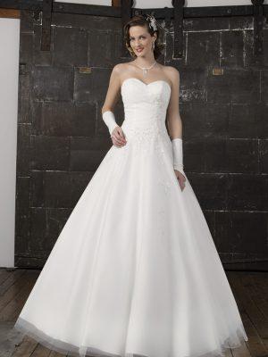 svatební šaty bella paris sirtaki č.80, vel44-48