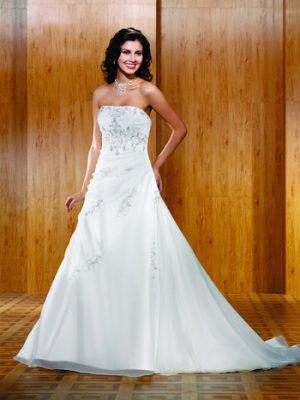 svatební šaty eddy k 17, vel44-46