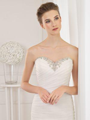svatební šaty rosa clara