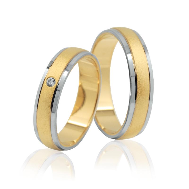 snubní prsteny Retofy classic 11k