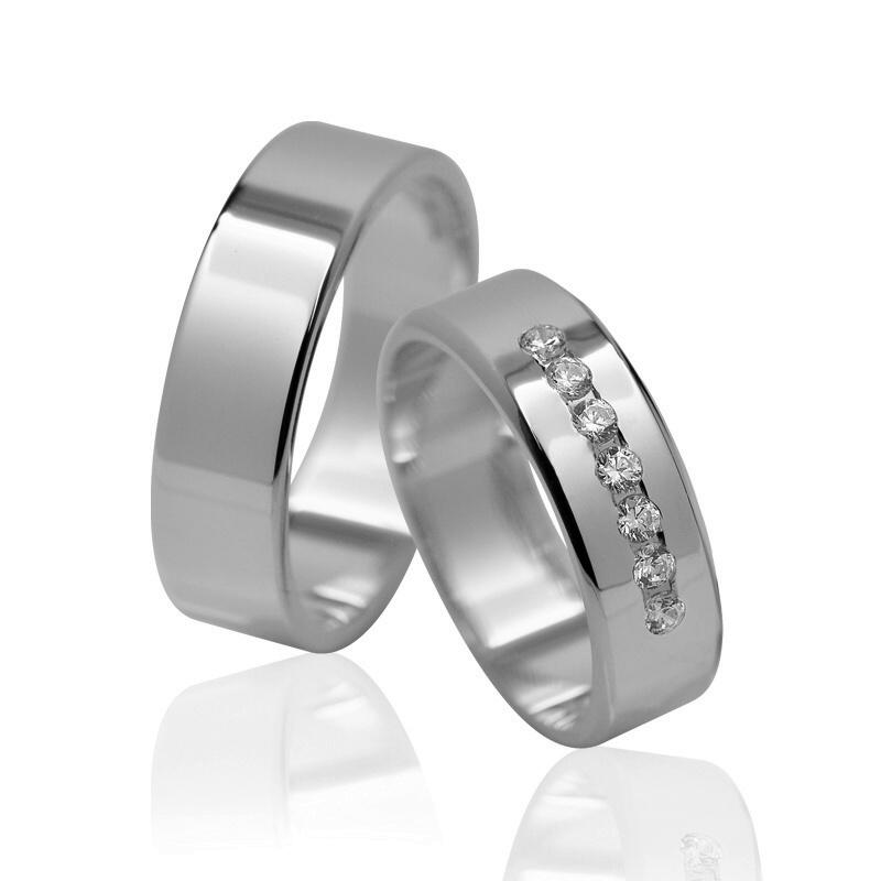 snubní prsteny Retofy classic 16c