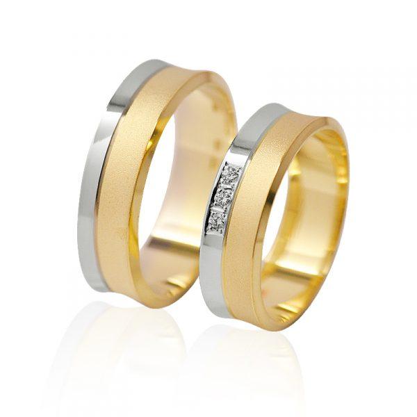 snubní prsteny Retofy classic 16kk