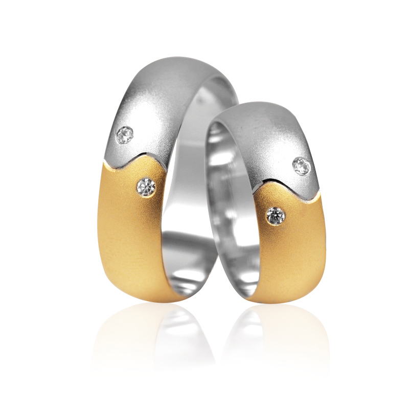 snubní prsteny Retofy classic 7d