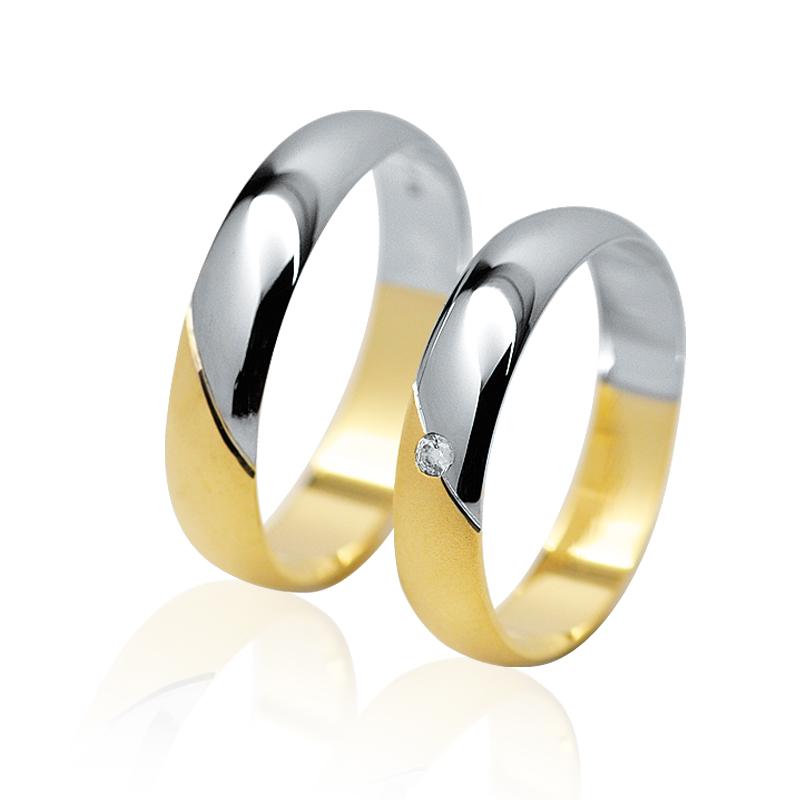 snubní prsteny Retofy classic 8fk