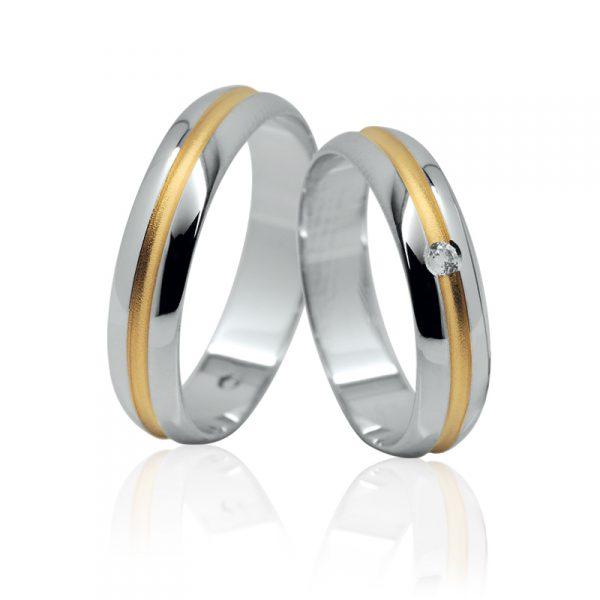 snubní prsteny Retofy classic 8k