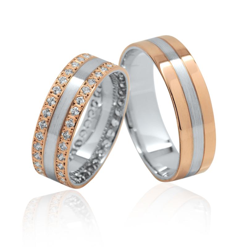 snubní prsteny Retofy exclusive 43dk