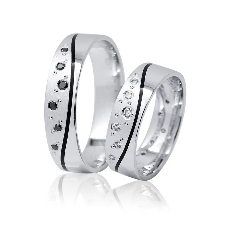 snubní prsteny Retofy fantastic 19ic black