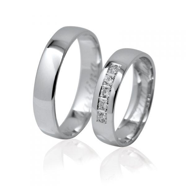 snubní prsteny Retofy simple 18a2