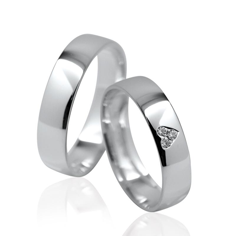 snubní prsteny Retofy simple 18b
