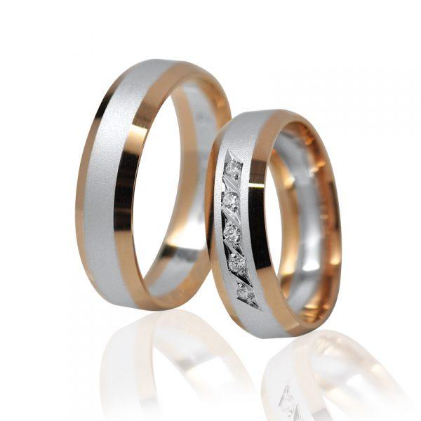 snubní prsteny Retofy simple 23b