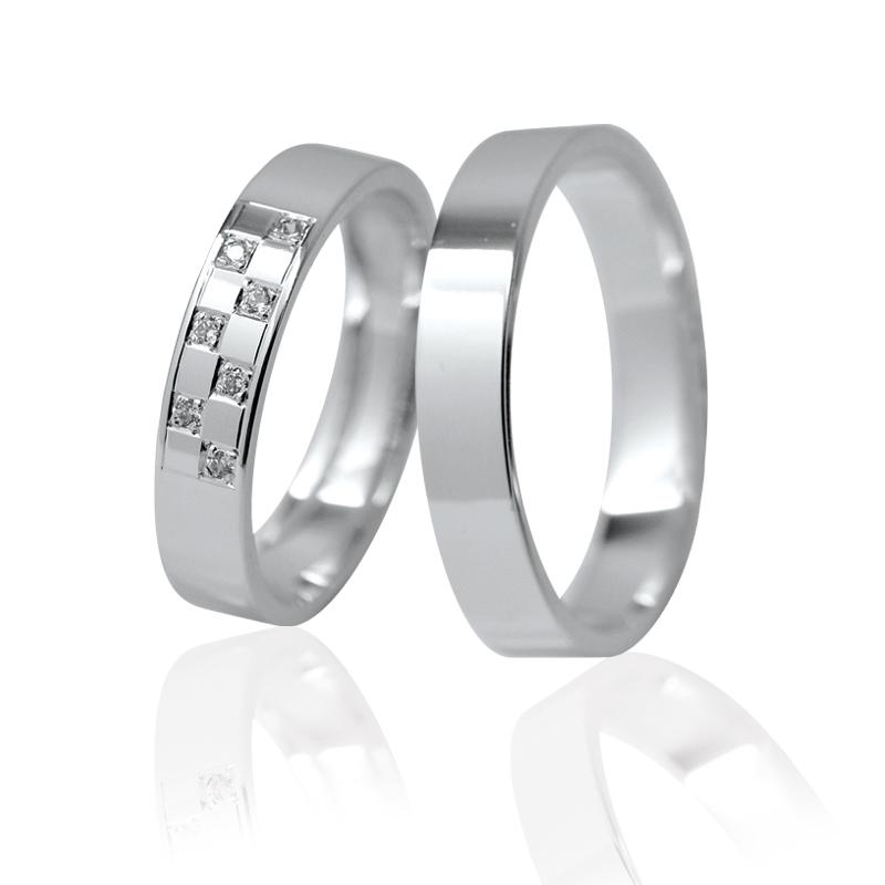 snubní prsteny Retofy simple 25c