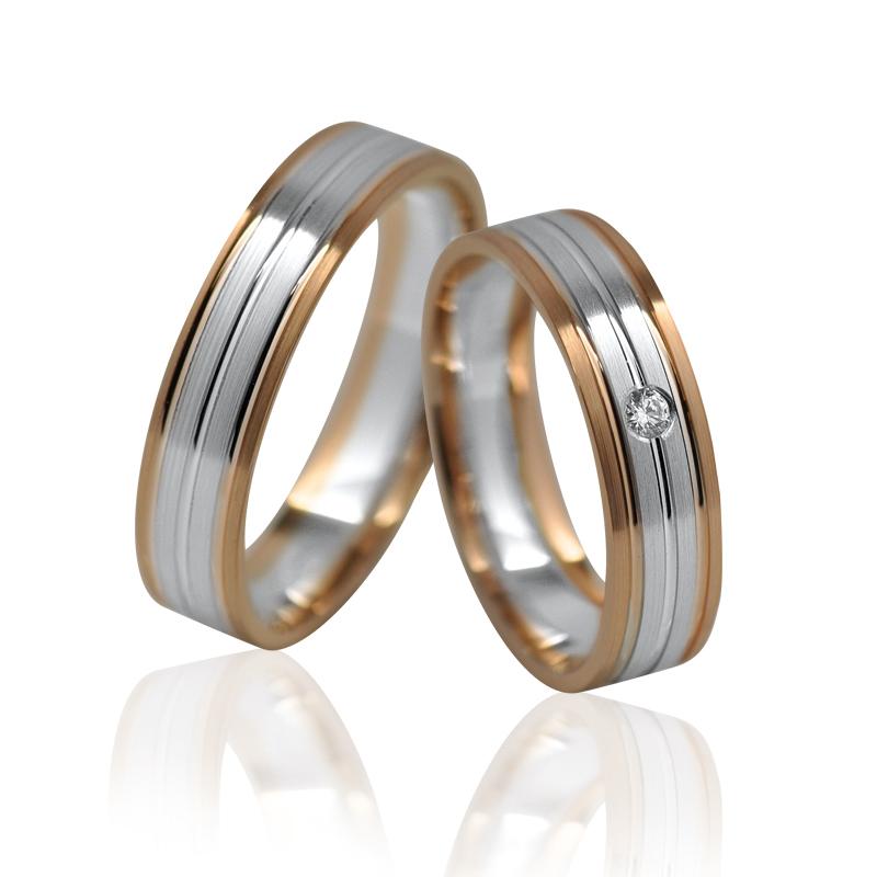 snubní prsteny Retofy simple 30ak