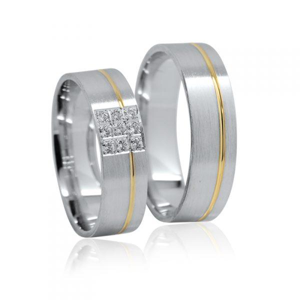 snubní prsteny Retofy simple 43b