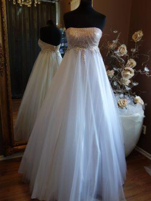společenské šaty Romantika c199 vel38-40