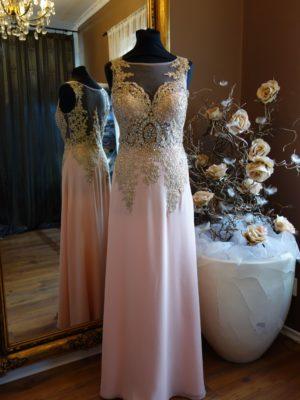 společenské šaty Luxuar c24 vel36