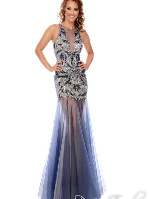 společenské šaty Luxuar č.73