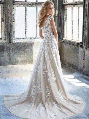 Svatební šaty Mori Lee 8206-01 č.19 vel36