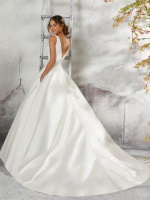 svatební šaty Morilee Laurie vel.40-42 č.18 5684
