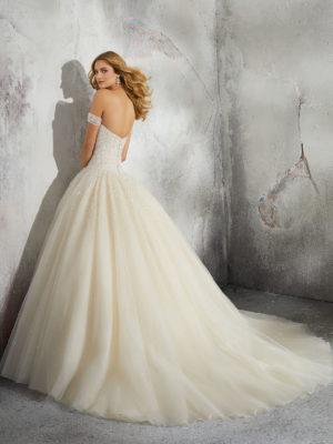 svatební šaty Morilee Liberty vel.38 č.33 8291