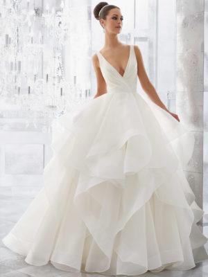 svatební šaty Morilee Milly vel.36-38 č.77 5577