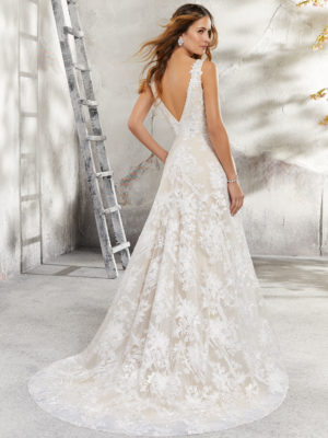 svatební šaty Morilee Lauren vel.48 č.37 5695