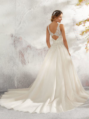 svatební šaty Morilee Lily vel.44 č.38 5697