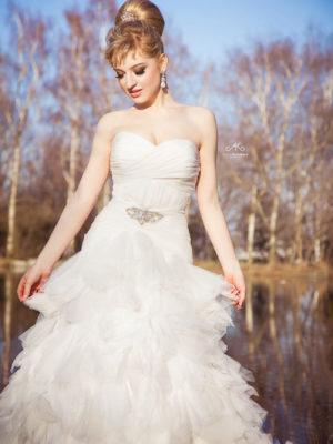 svatební šaty Enzoani c13 vel34-36